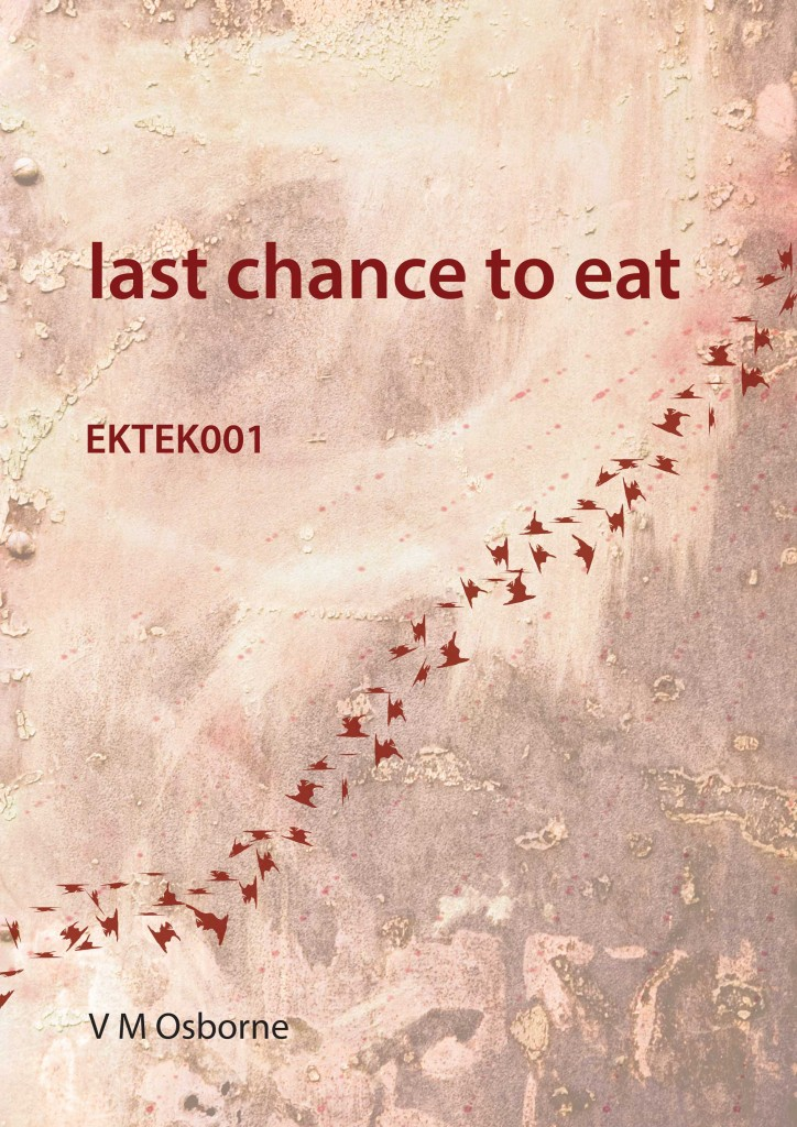 Cover of Last Chance to Eat