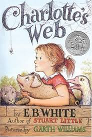Cover of Charlotte's web by EB White