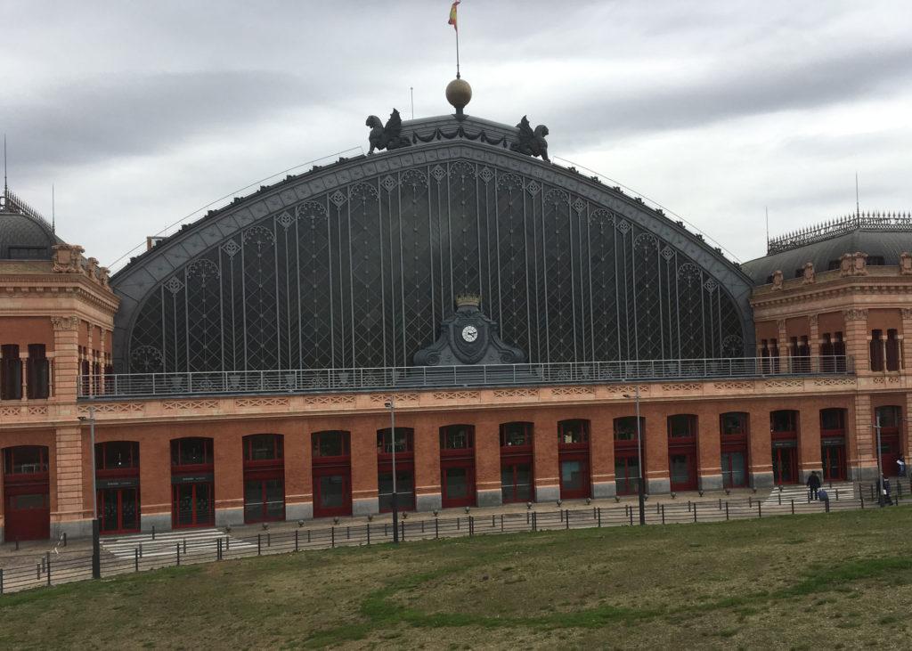 Atocha Railway Station