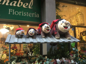 Fabric Tió in Barcelona