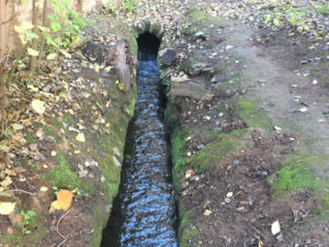 The medieval water channels, still delivering water around the buildings and gardens of the Alhambra, are over a thousand years old
