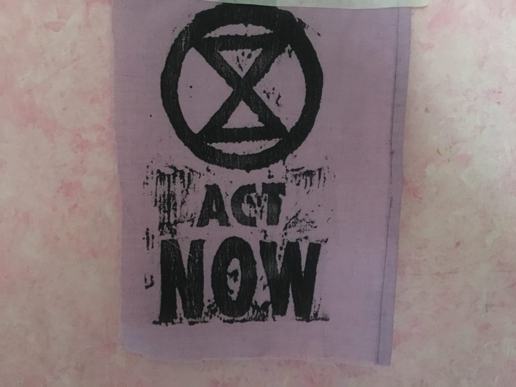 Extinction Rebellion Flag