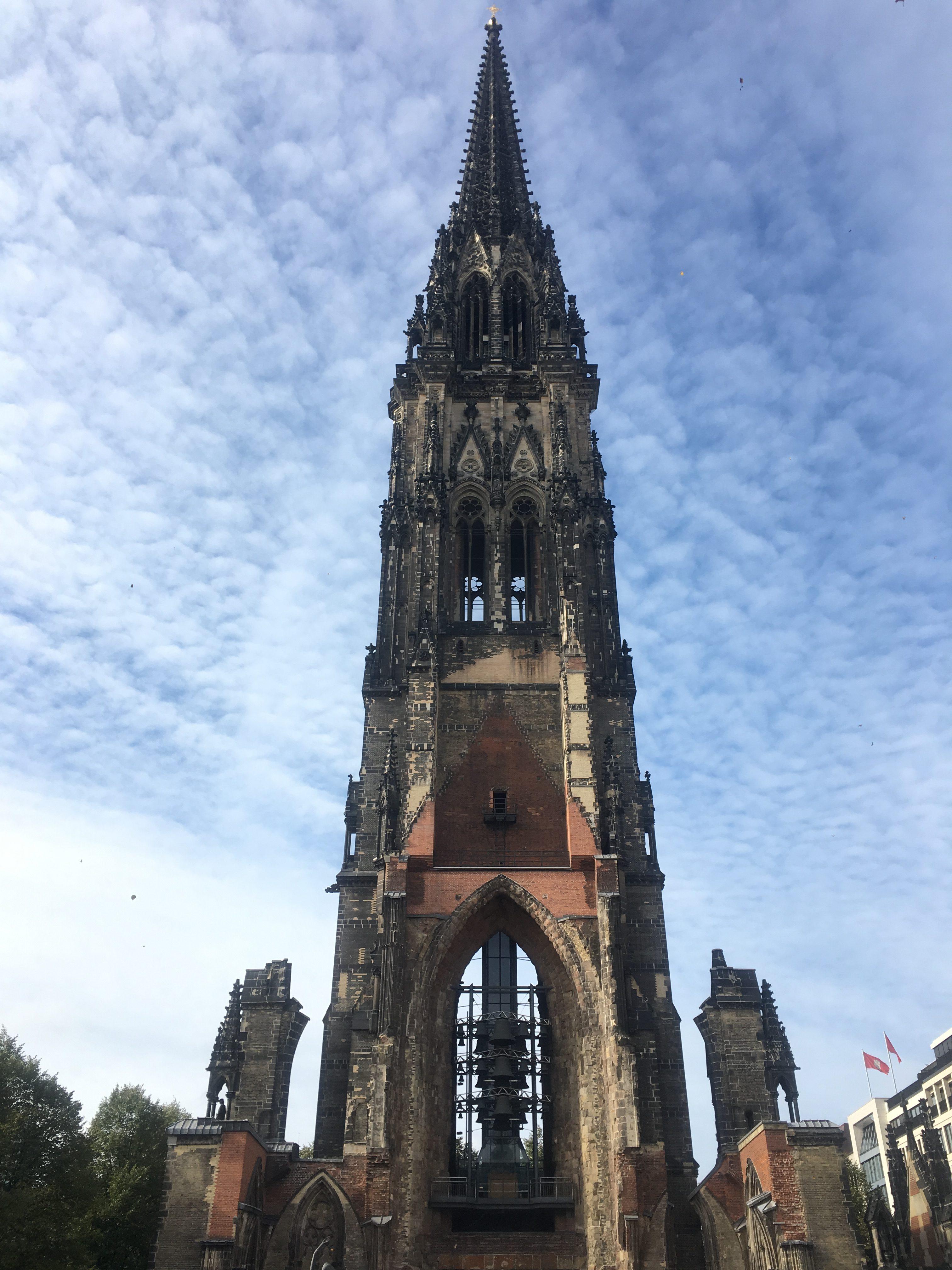 Saint Nikolas, Hamburg