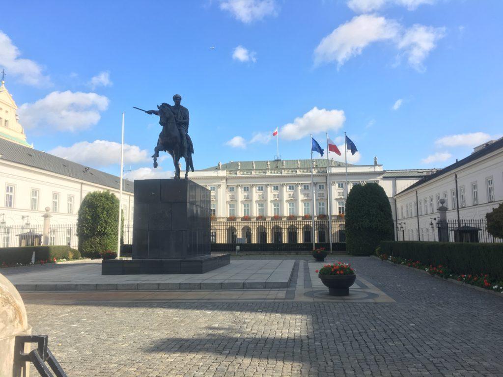 The Polish White House