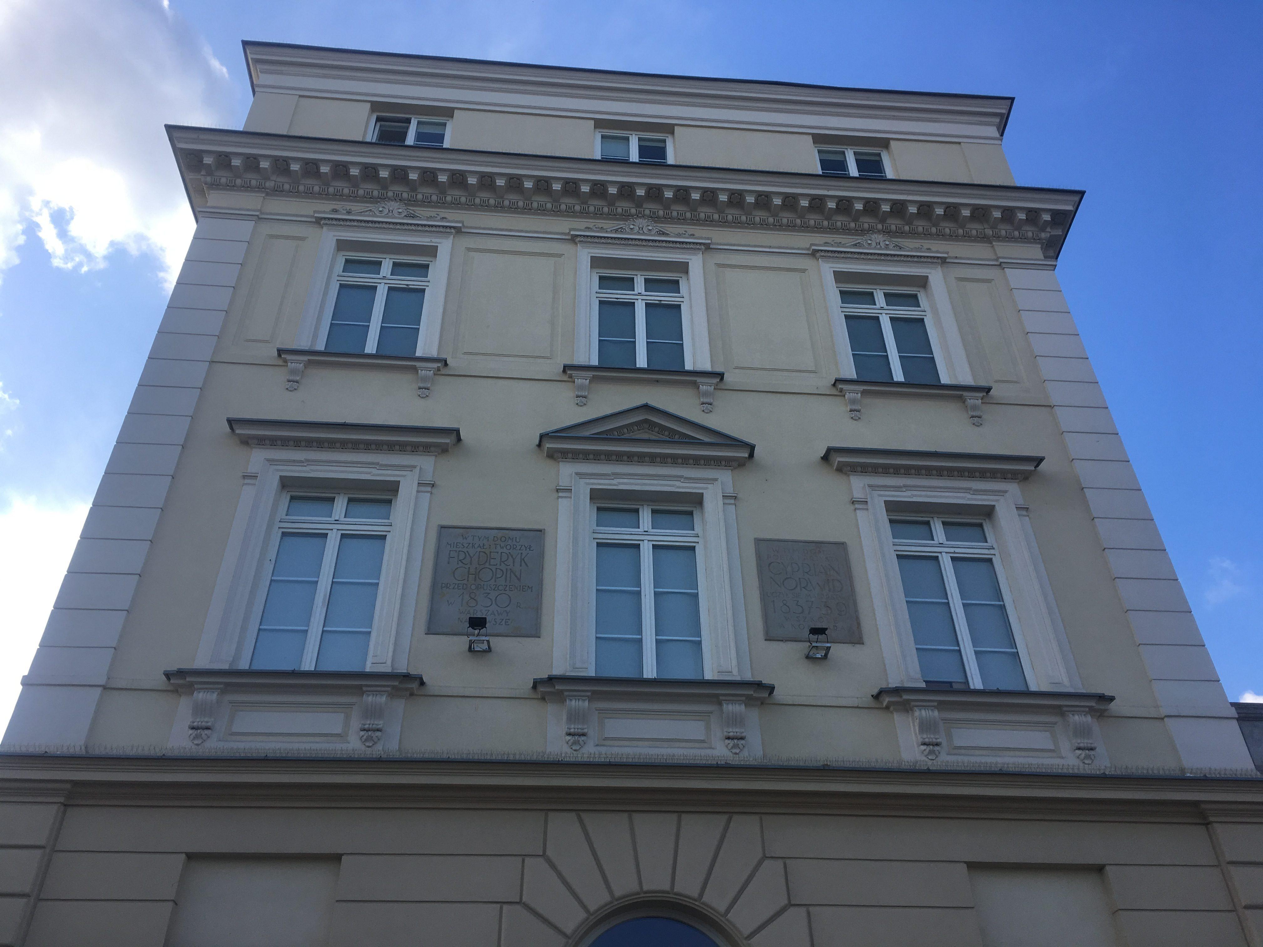 Chopins house