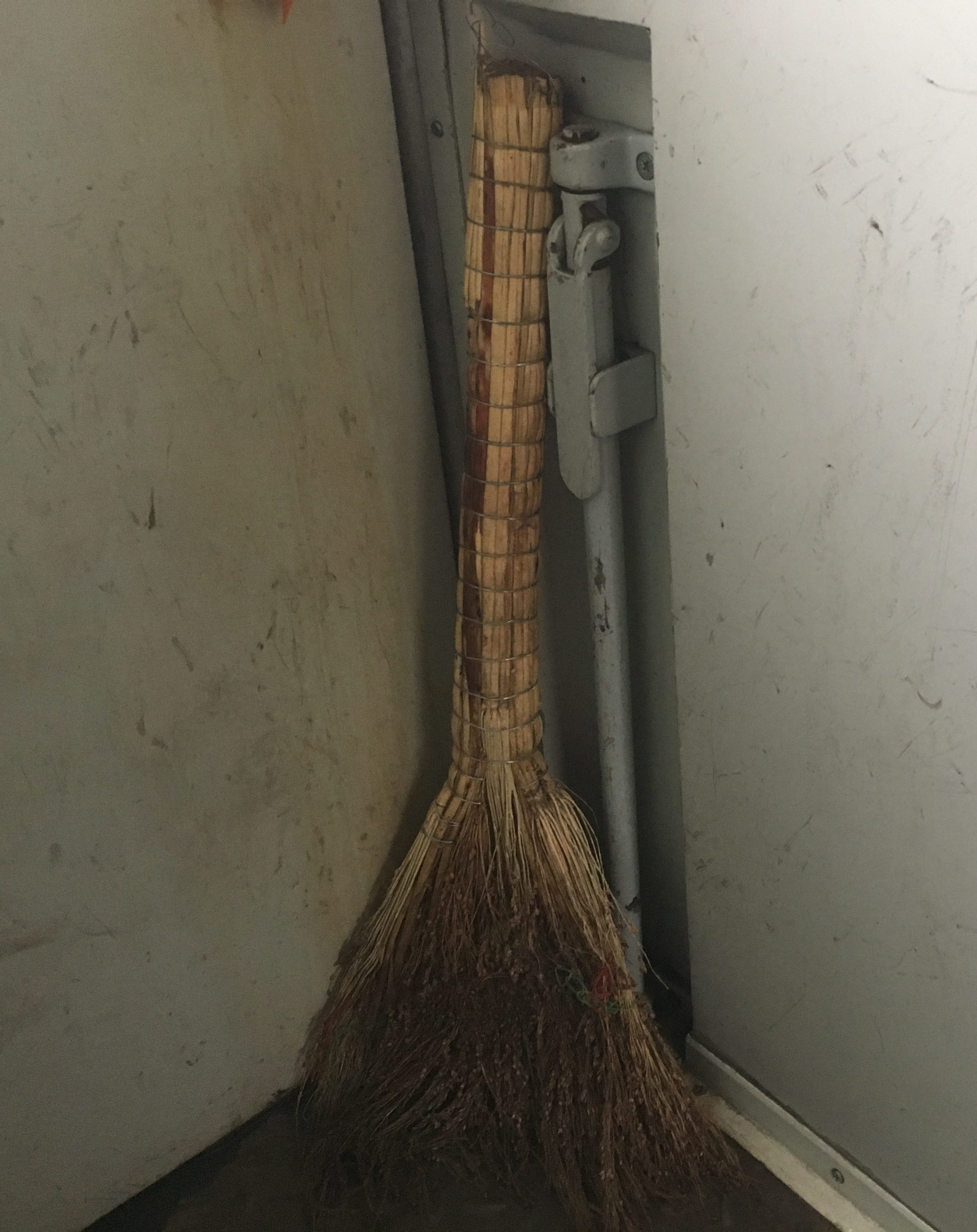 Wonder how long a broom lasts?