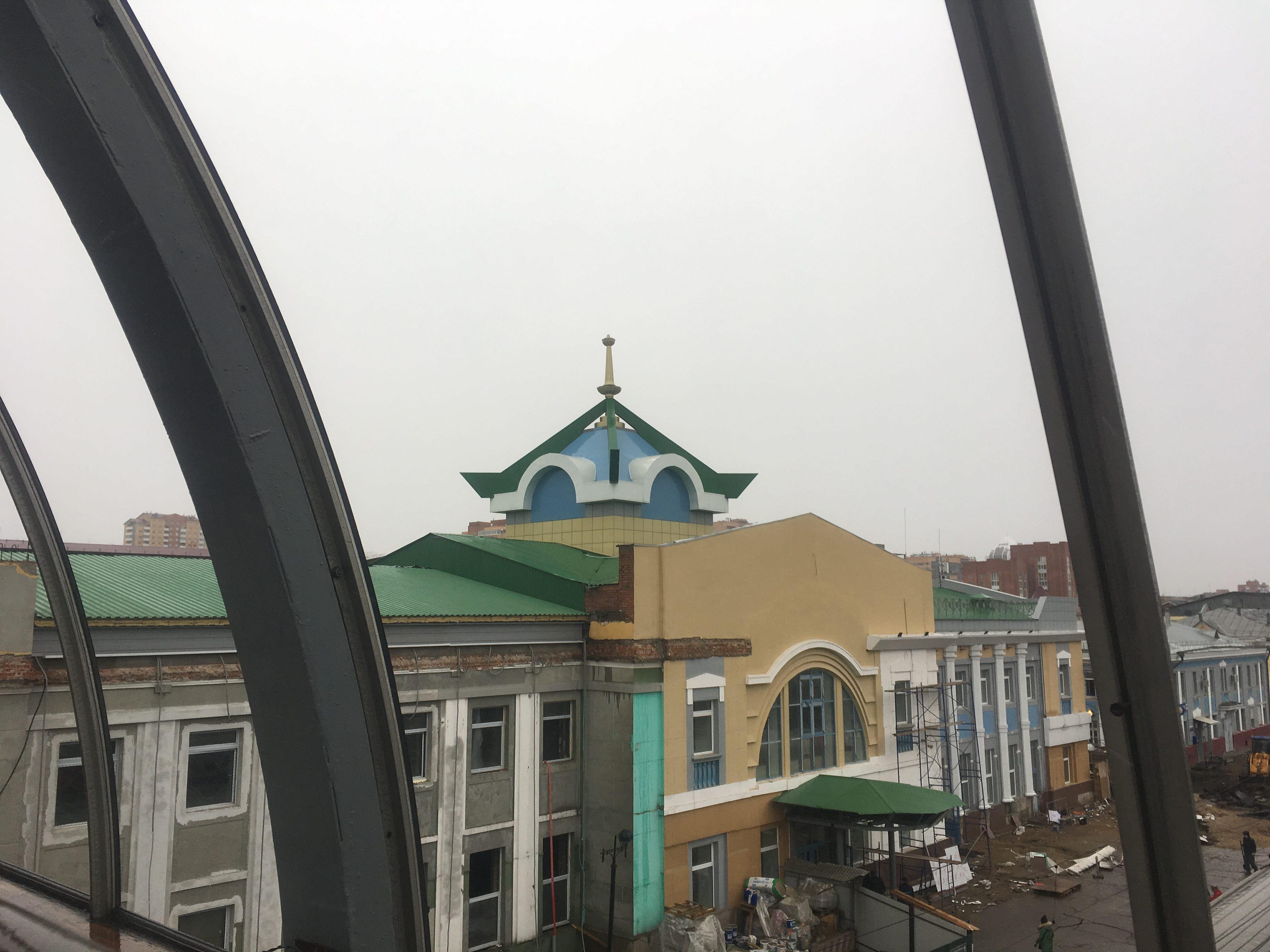 Ulan-Ude station
