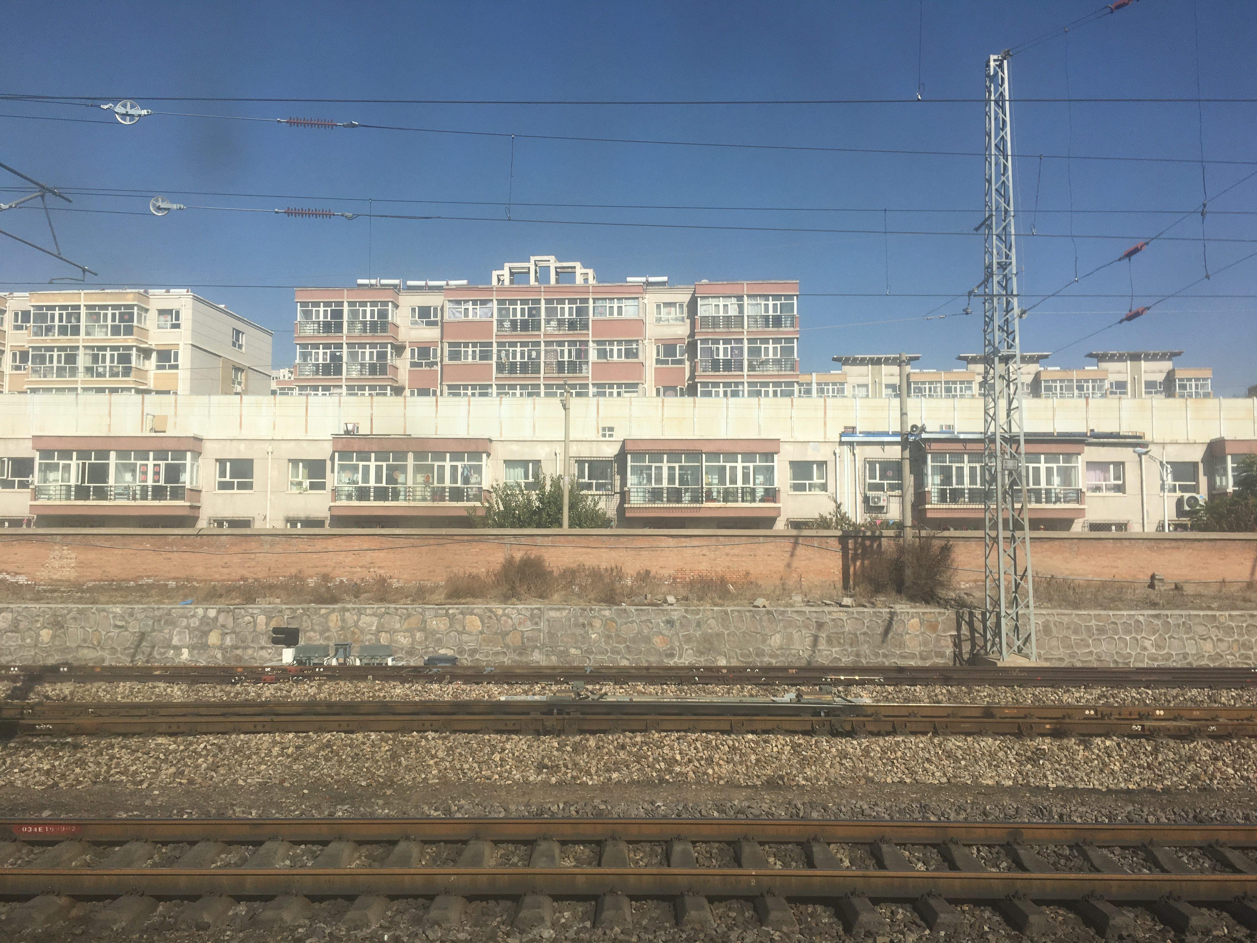 Between Zhangjiakou and Datong