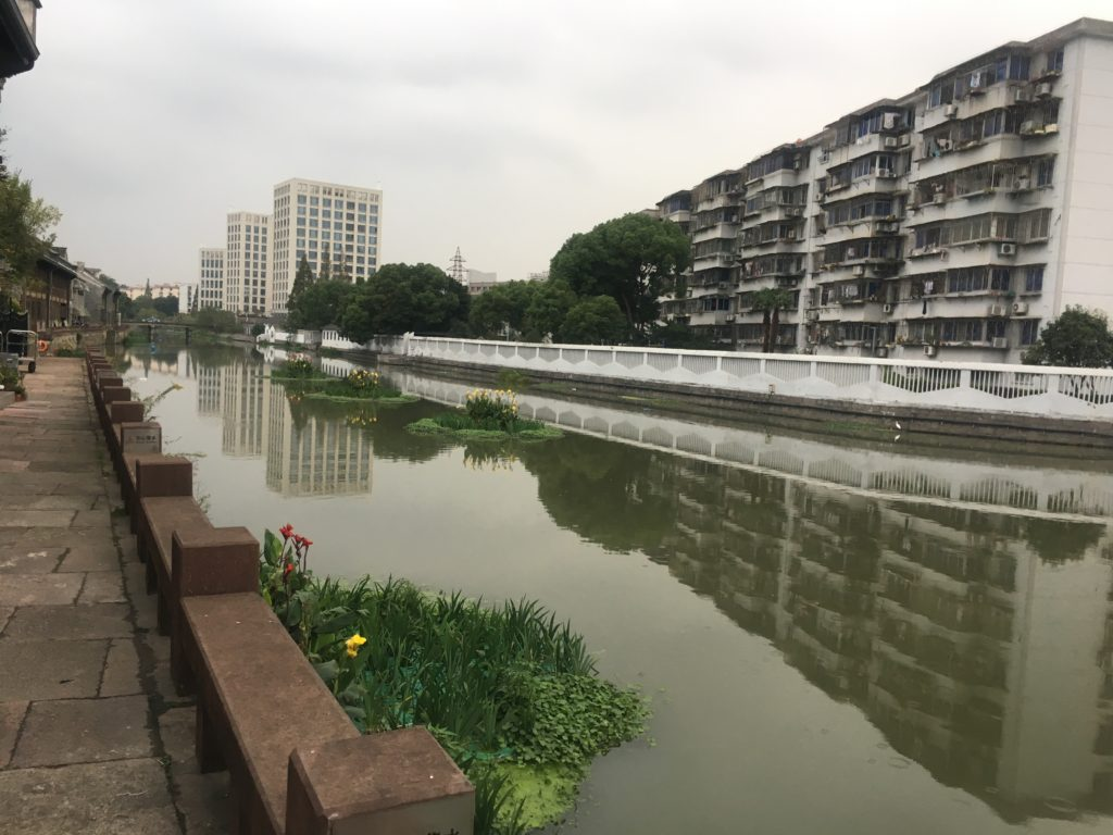 Outer suburbs of Ningbo