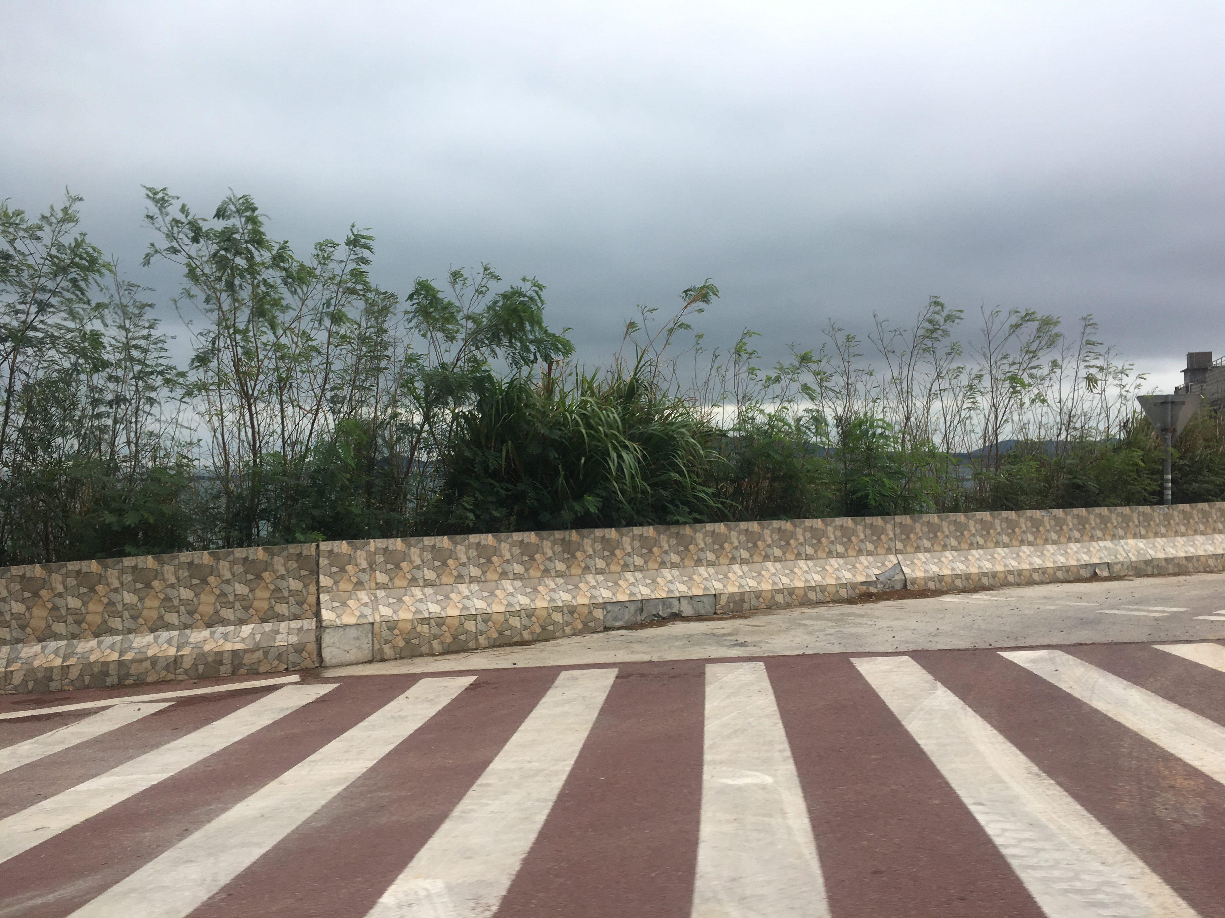 More built environments on Pingtan Island