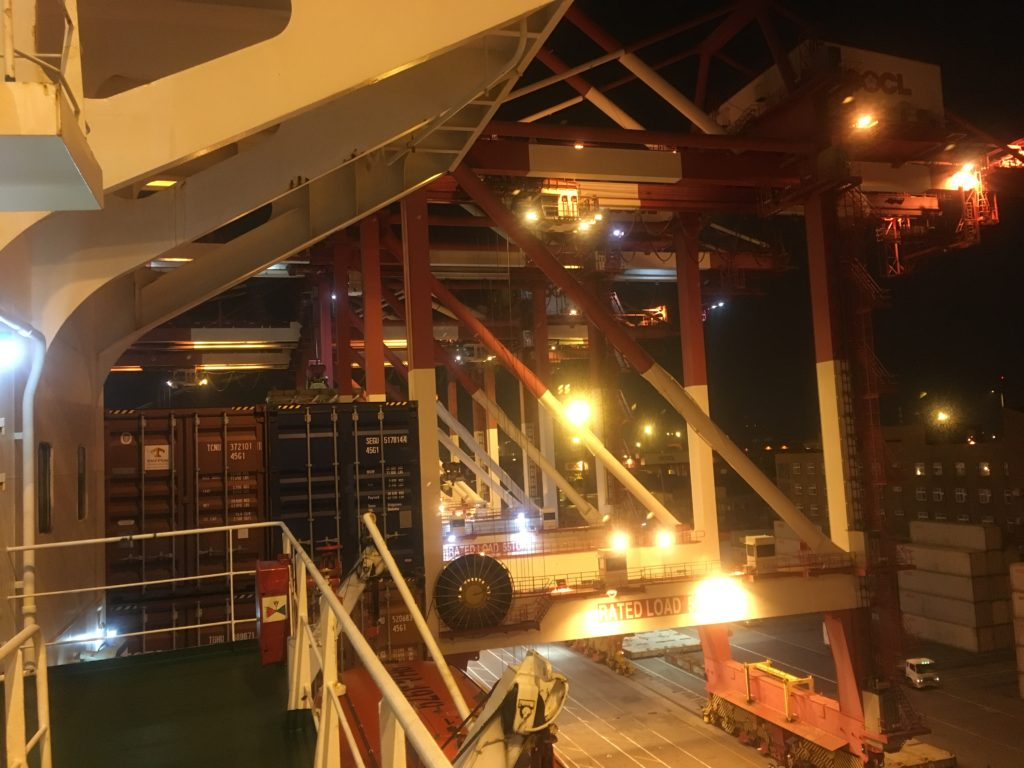 The mysteries of container shipping at Kaohsiung