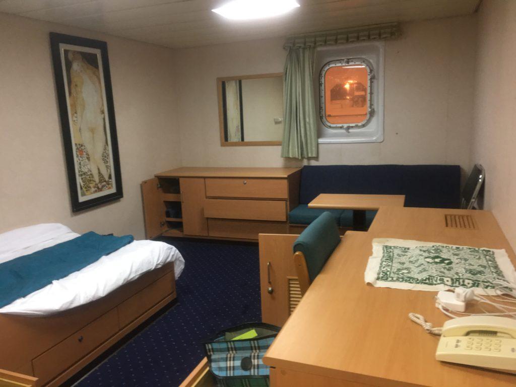 Second passenger cabin CC Coral