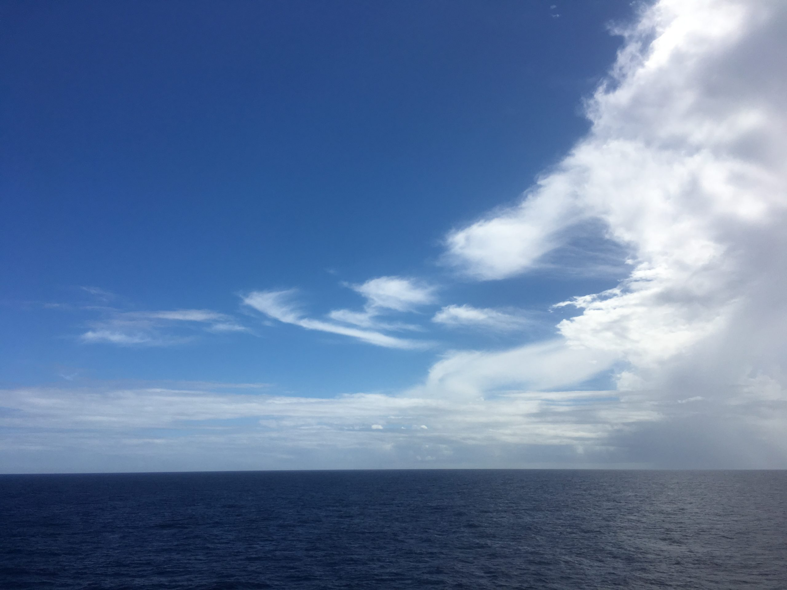 Continually changing Philippine Sea