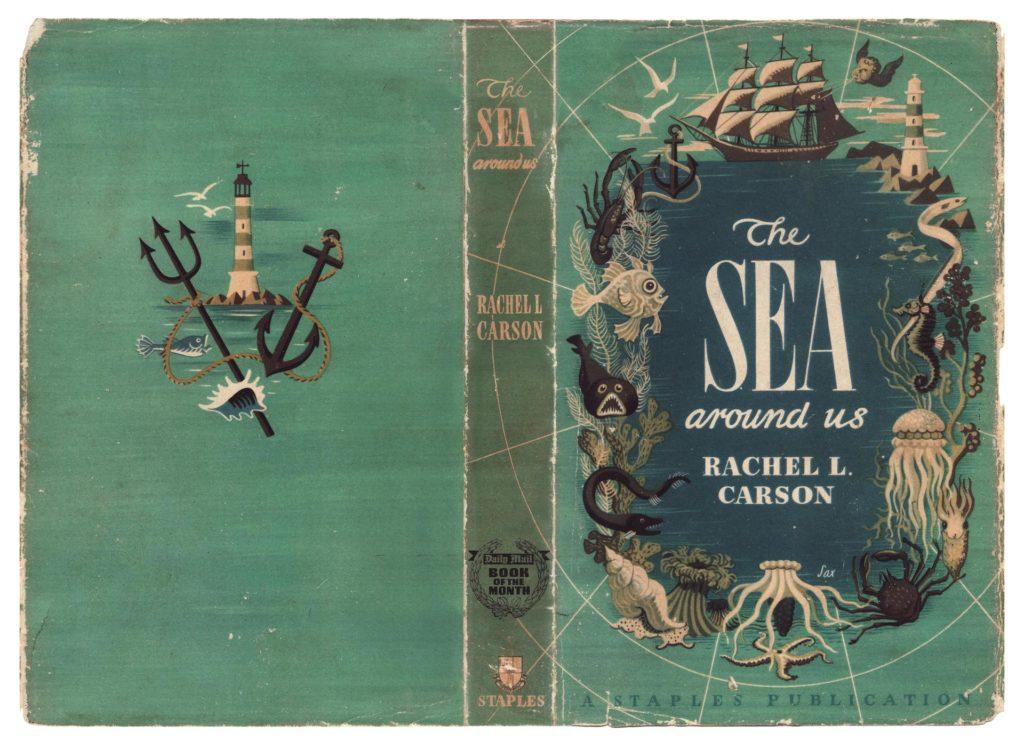 Sea Around Us _ Cover