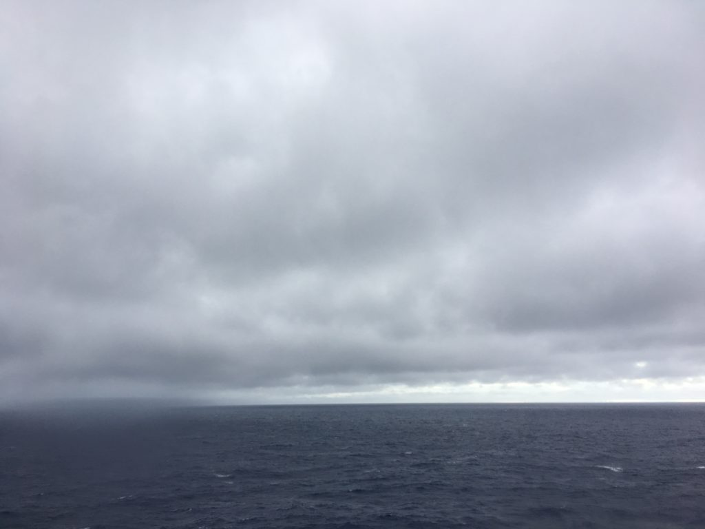 Philippine Sea clears up