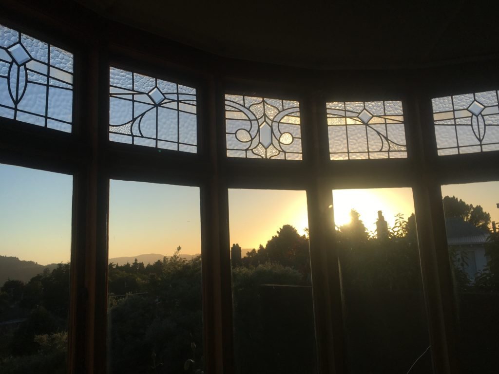 Dunedin Airbnb view