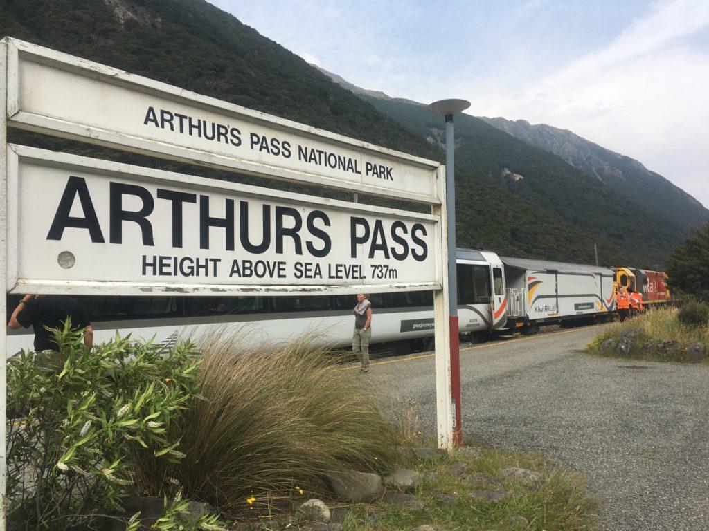 Famous Arthur's Pass