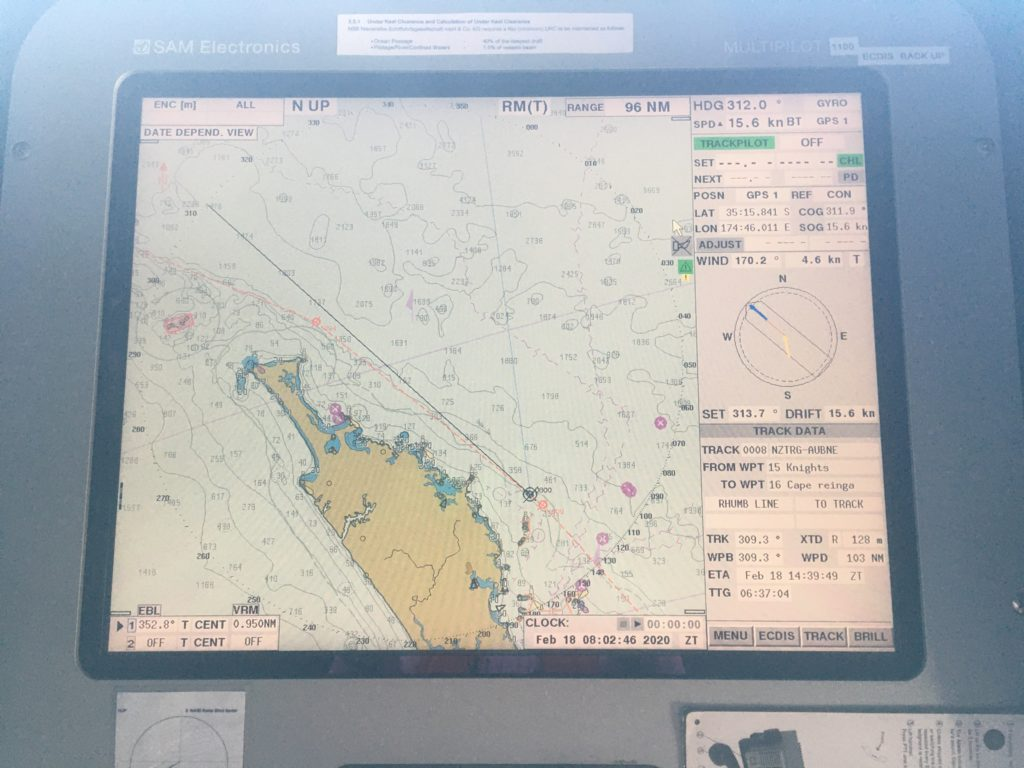 Heading North by NZ Ontario II