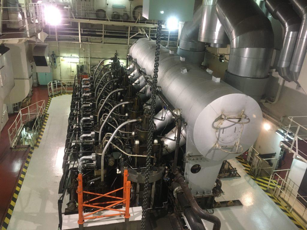 Seven cylinders Ontario II